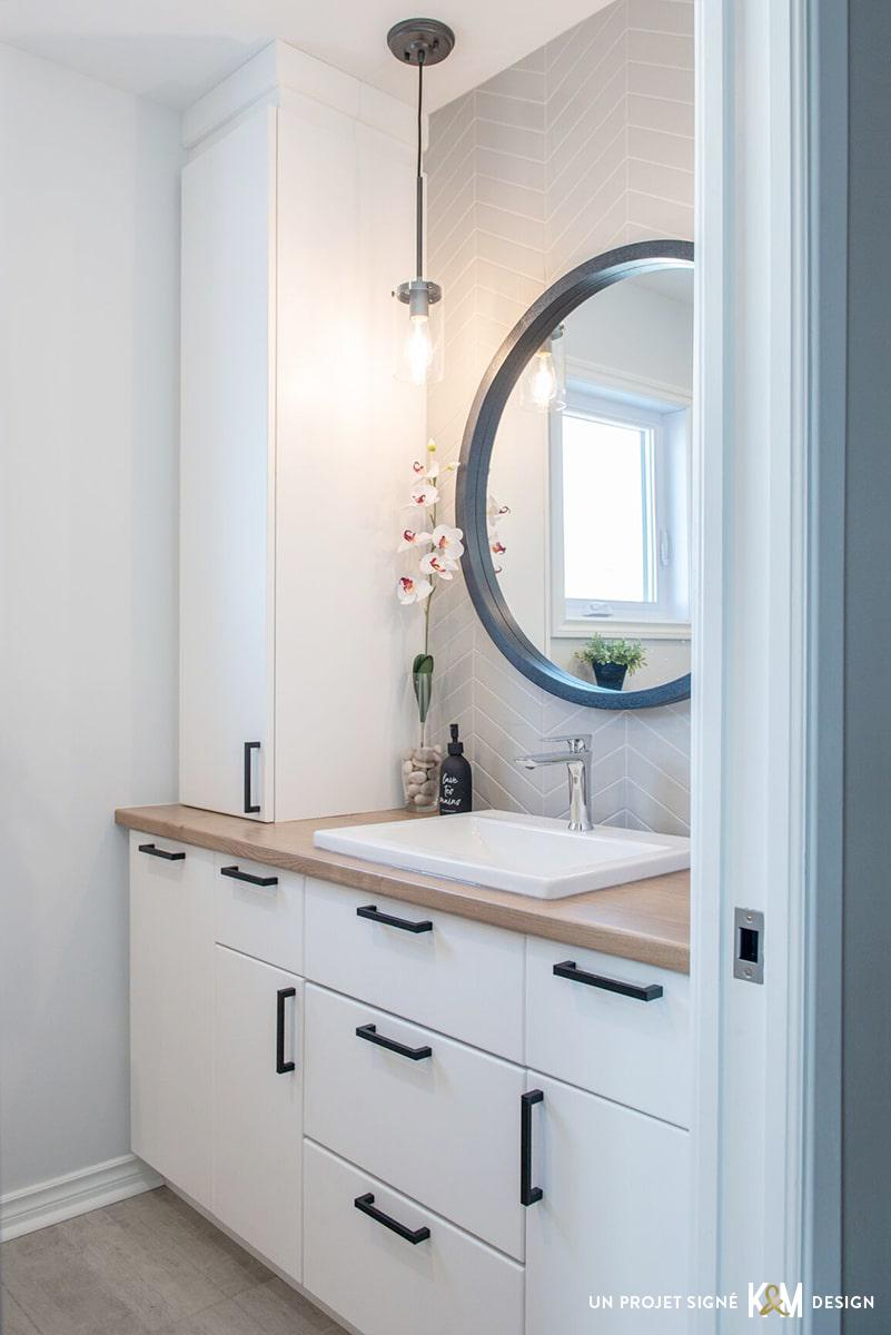 Design résidentiel / salle de bain